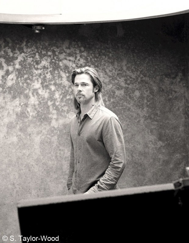Brad Pitt pour Chanel N° 5 : la photo en exclu !
