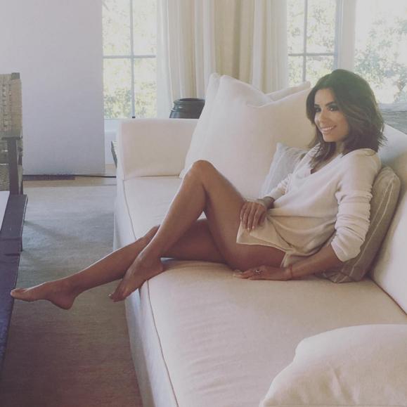 Eva Longoria rejoue la Desperate Housewives pour L'Oréal Paris - Elle