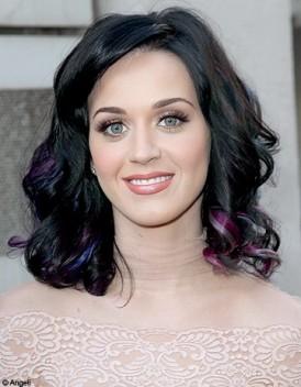 Katy Perry Quiz on Katy Perry Donne Du Pop    Sa Chevelure     Beaut     Elle