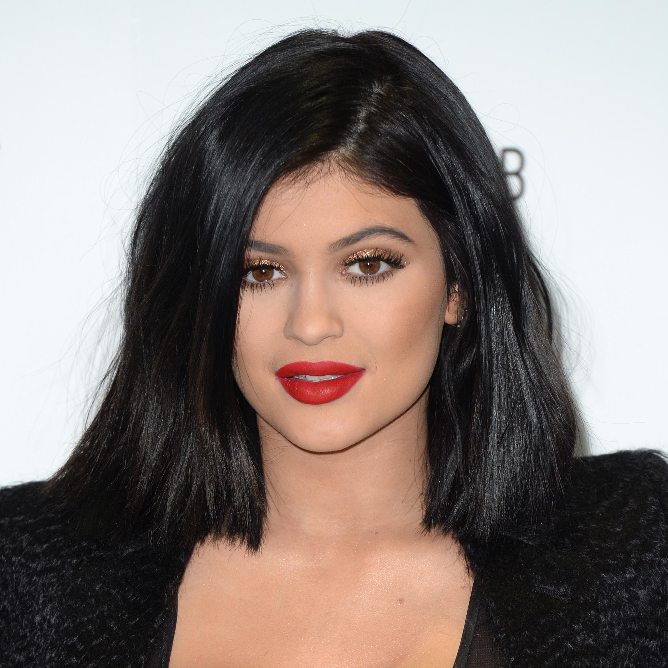 Kylie Jenner met fin aux rumeurs sur sa bouche