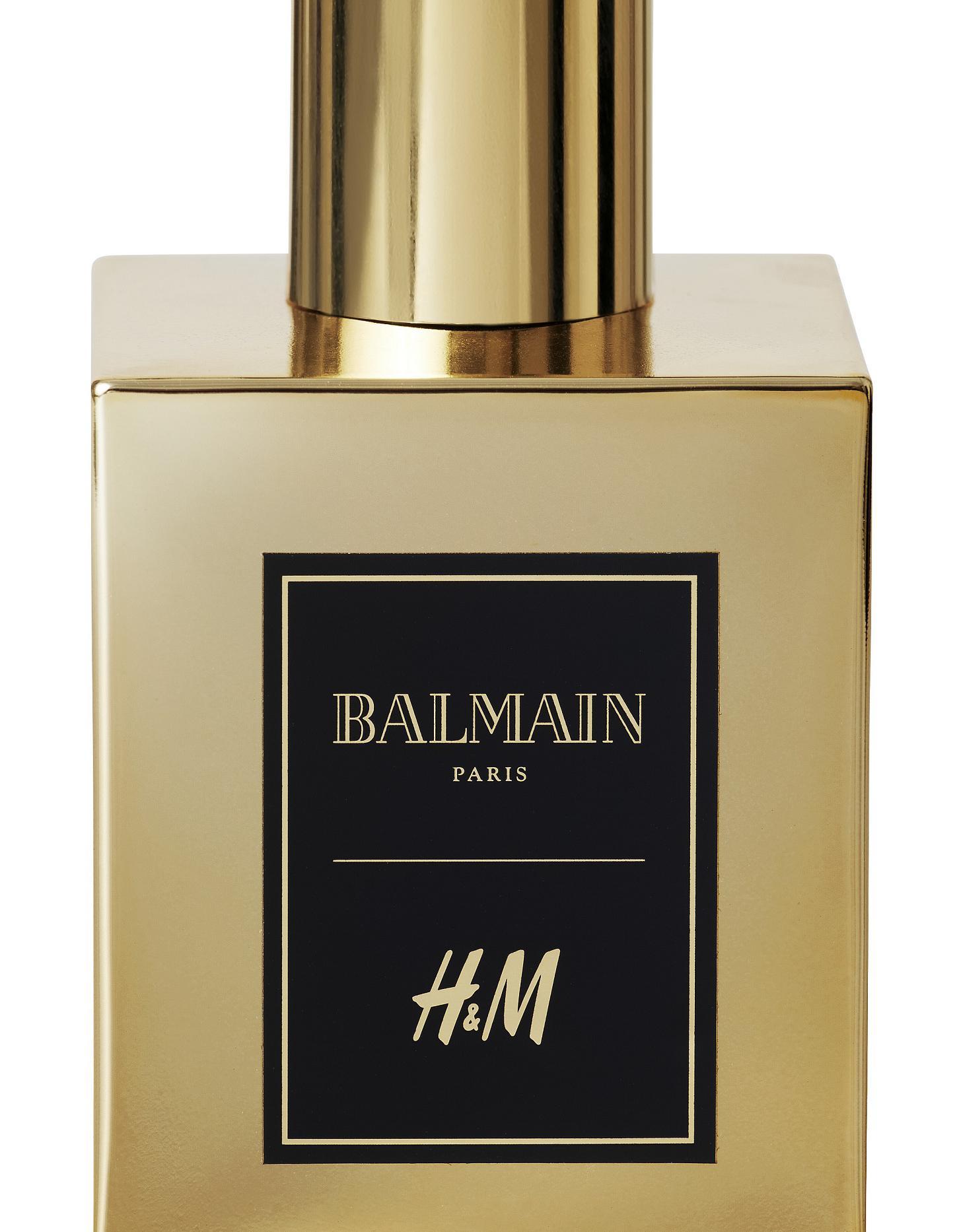 Balmain H amp;mLa Parfum Également Un Elle Comportera Collection Pour GLMUzpjqSV