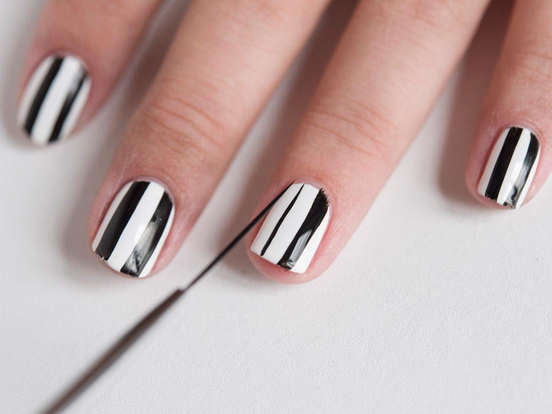 Nail art trait