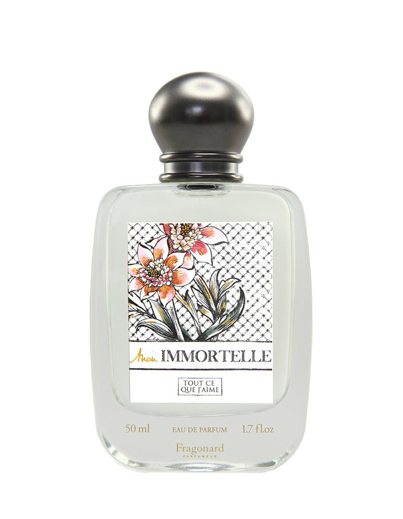 Mon Immortelle Fragonard 50 Ml 45 23 Parfums Sensuels Pour L