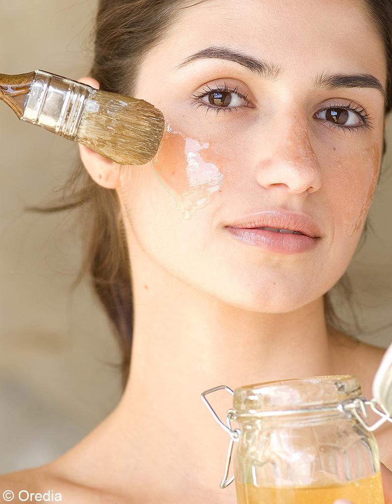 masque hydratant visage maison peau seche simple bien ancr dans la routine beaut des corennes. Black Bedroom Furniture Sets. Home Design Ideas