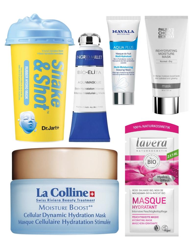 couleur rapide la plus récente technologie choisir le dernier Les meilleurs masques hydratants pour le visage - Elle