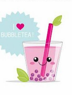 Molaire&Tentacules : Do you want a cup of bubble tea ?
