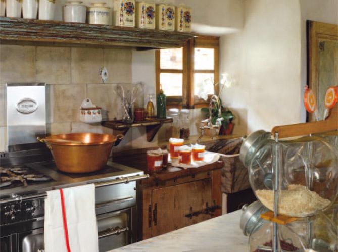 Des cuisines esprit r cup 39 elle d coration Cuisine recup
