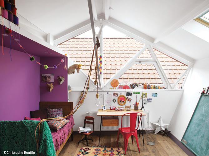 Chambre Enfant Nos Bonnes Idees Pour Gagner De La Place Elle Decoration