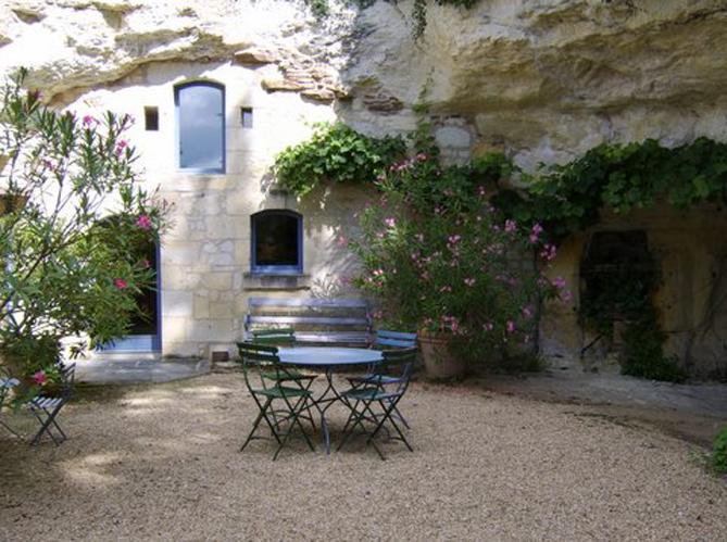 isolation maison troglodyte
