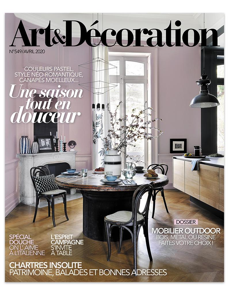 Magazine Art Et Décoration retrouvez votre magazine art & décoration sans bouger de