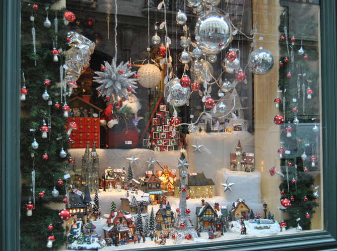 Magasin deco noel
