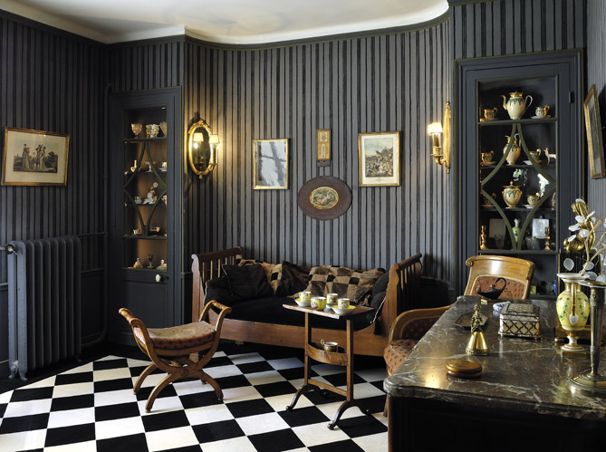 Visite de la maison-musée de Maurice Ravel - Elle Décoration