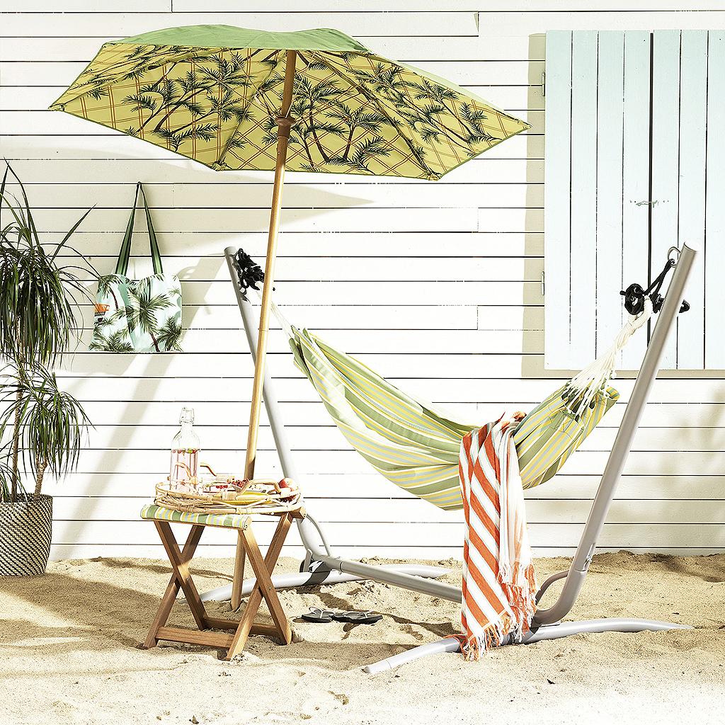 Des Hamacs Pour Paresser Avec Style Dans Son Jardin Elle Decoration