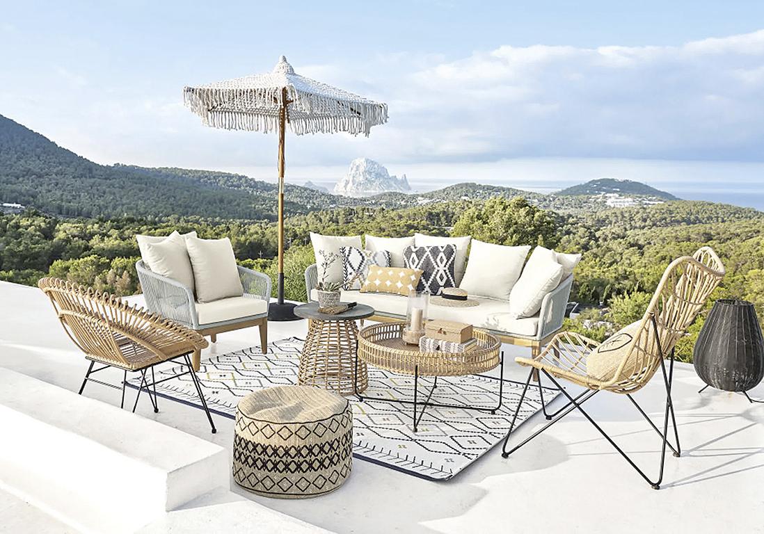 New Mobilier Salon De Jardin Pas Cher