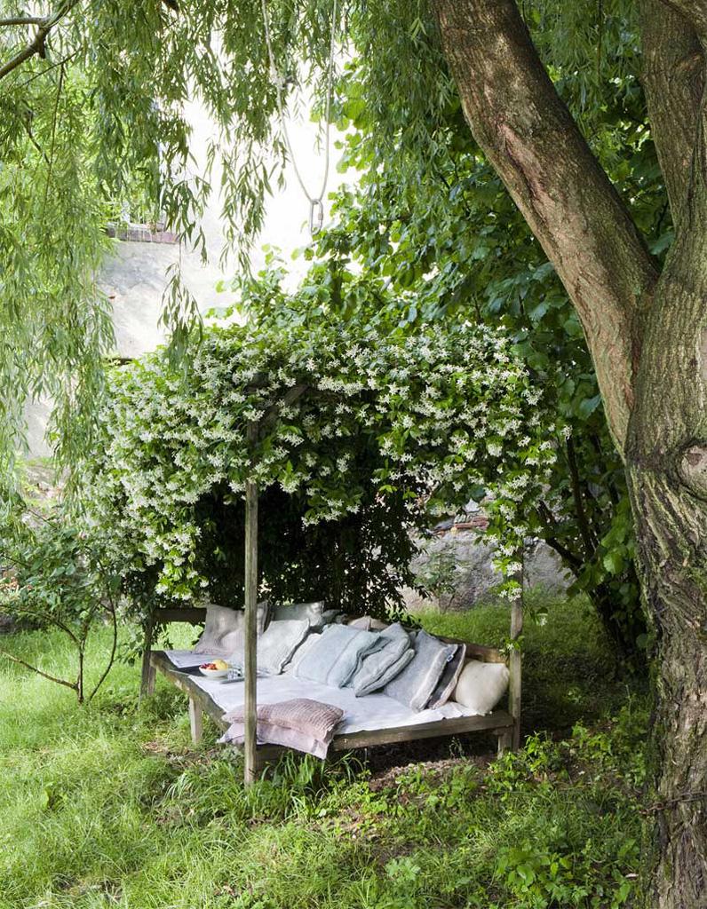 Photo Jardin Zen Chez Particulier sieste au jardin : 20 inspirations pour une pause 100% zen