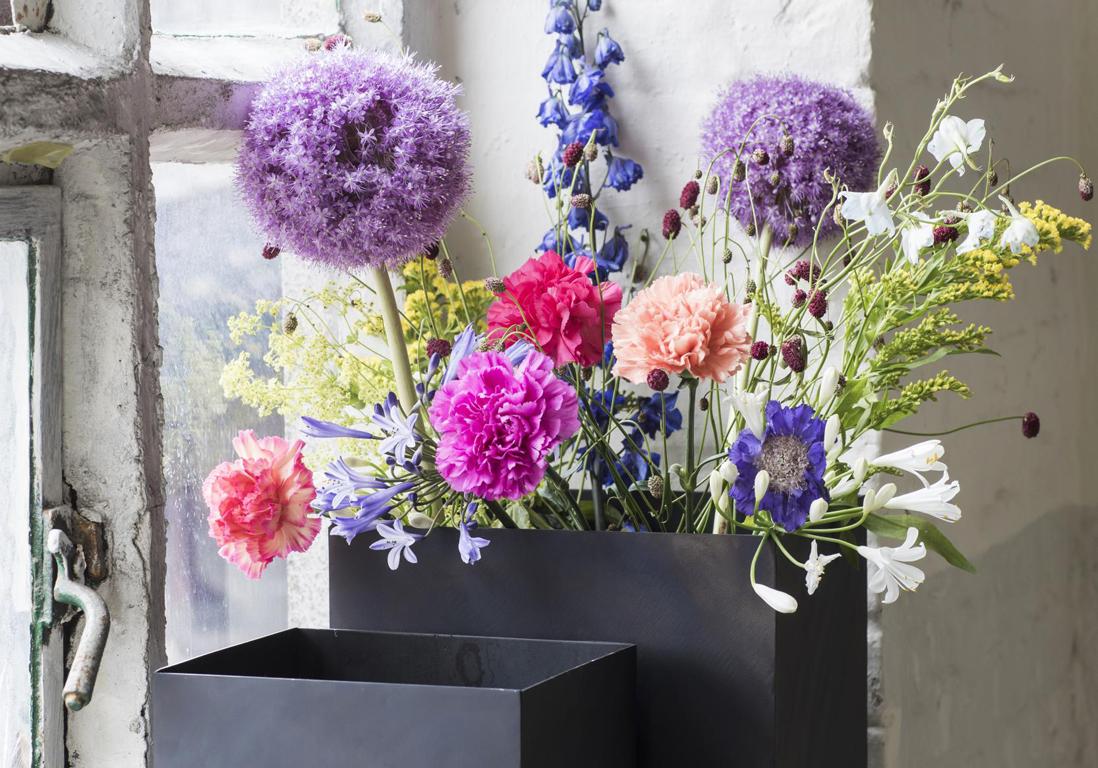 Idee Deco Pour Grand Vase Transparent vase : notre sélection de vases pour fleurir vos intérieurs