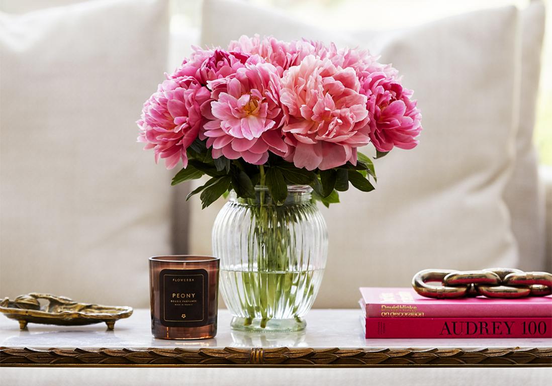 fête des mères 2020 : comment faire livrer des fleurs » - Elle Décoration