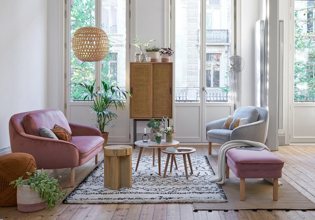 la redoute interieurs 2018 2019 une nouvelle collection. Black Bedroom Furniture Sets. Home Design Ideas