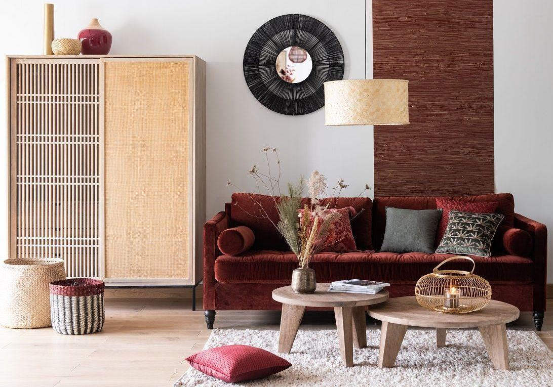 Maisons Du Monde Voici A Quoi Ressemble La Nouvelle Collection Elle Decoration