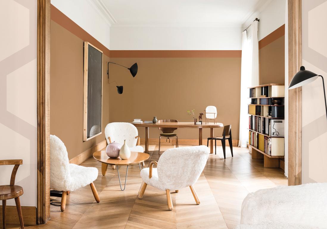 d co cette couleur a t lue couleur de l 39 ann e 2019 elle d coration. Black Bedroom Furniture Sets. Home Design Ideas