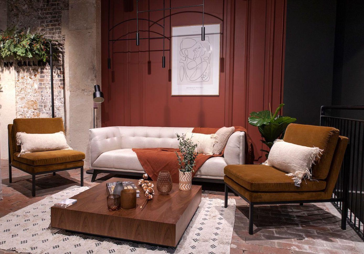 Showroom Beton Cire Paris elledécospot : nv gallery ouvre sa première boutique à paris