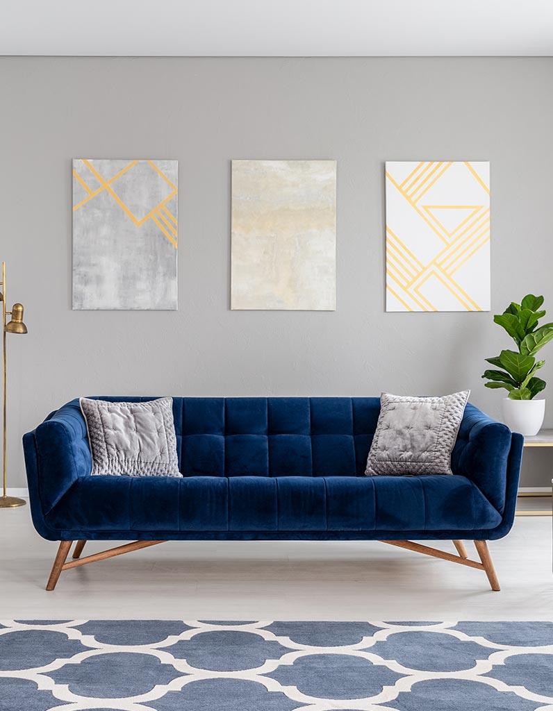 Peinture Murale Les Tendances 2019 Elle Décoration