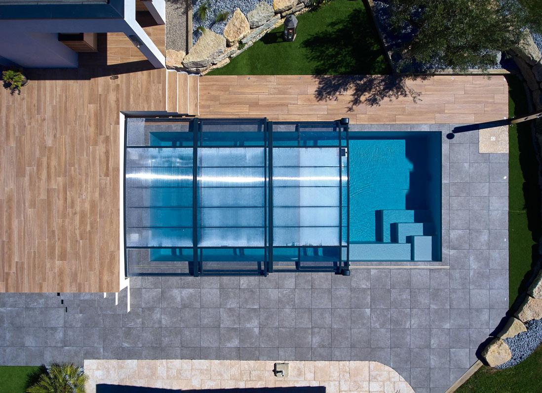 piscine haut de gamme