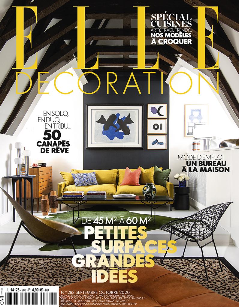 Retrouvez votre magazine ELLE Déco chez vous   Elle Décoration