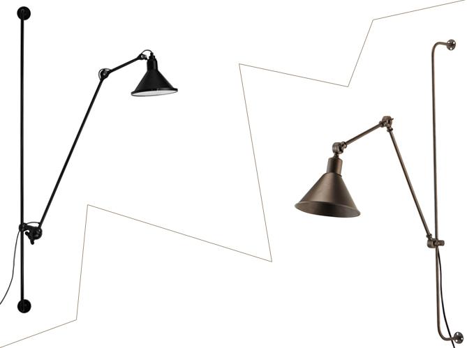 Applique Noire Industrielle 1 Objet 2 Budgets Pour La Lampe Gras