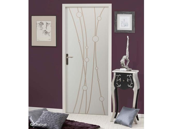 Créez votre propre décoration de porte   Elle Décoration