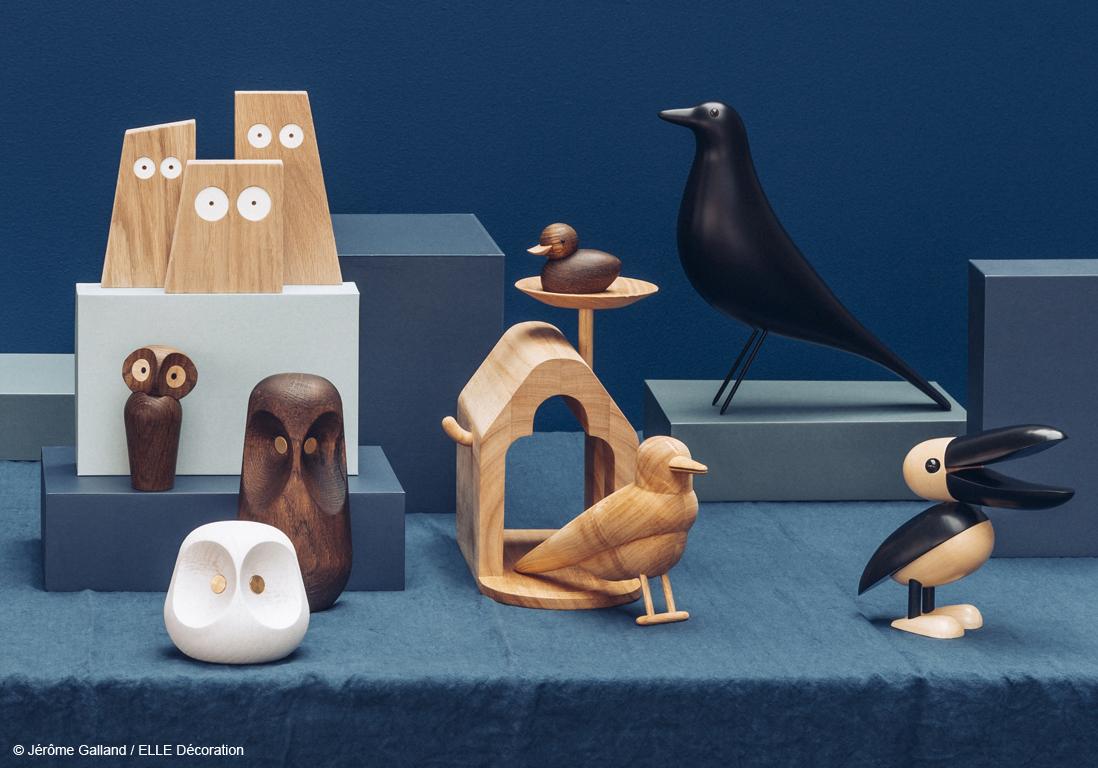 La nouvelle folie des designers : les objets en bois