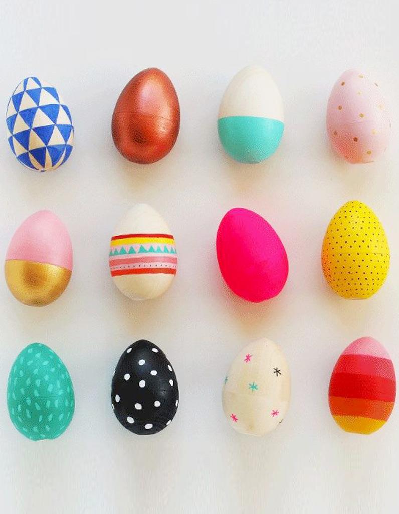 Pâques : les bonnes idées déco repérées sur Pinterest   Elle