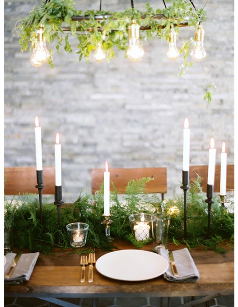 Fougeres Dans La Salle De Bain ~ la foug re en d coration de table belles plantes notre moodboard