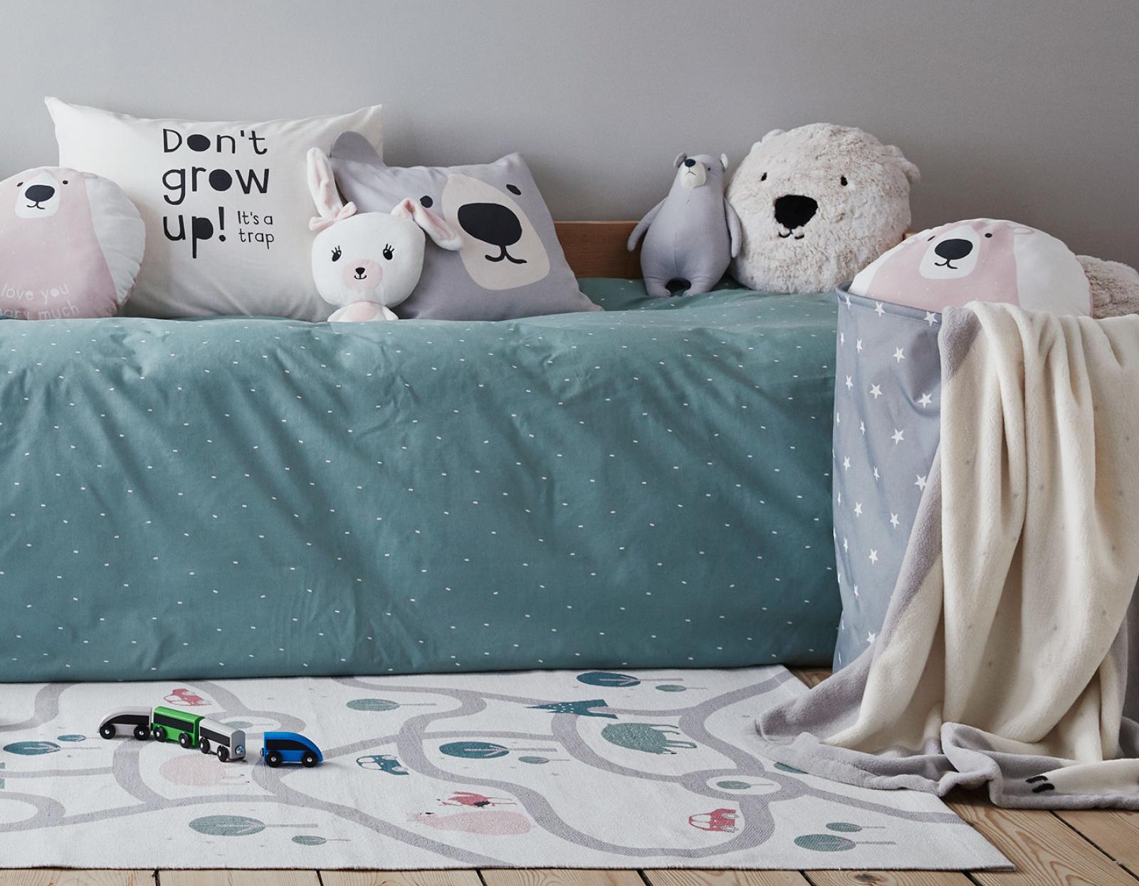 Nos 35 Tapis A Shopper Pour Une Chambre D Enfant Canon Elle Decoration