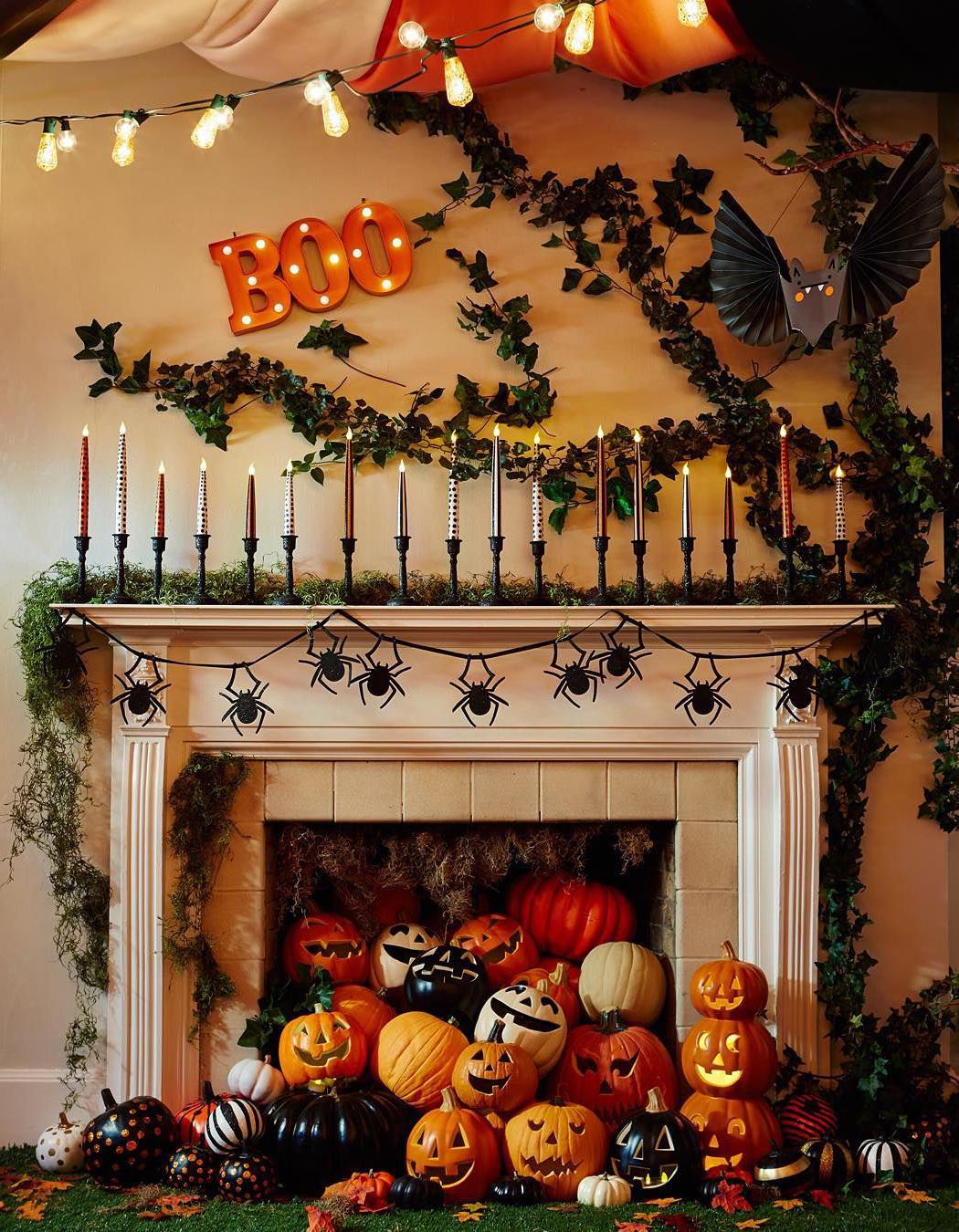 Une déco Halloween enfant canon pour les faire trembler - Elle
