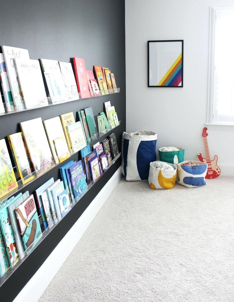 rangement livres enfants nos ides pour ranger des livres pour enfants facilement elle dcoration