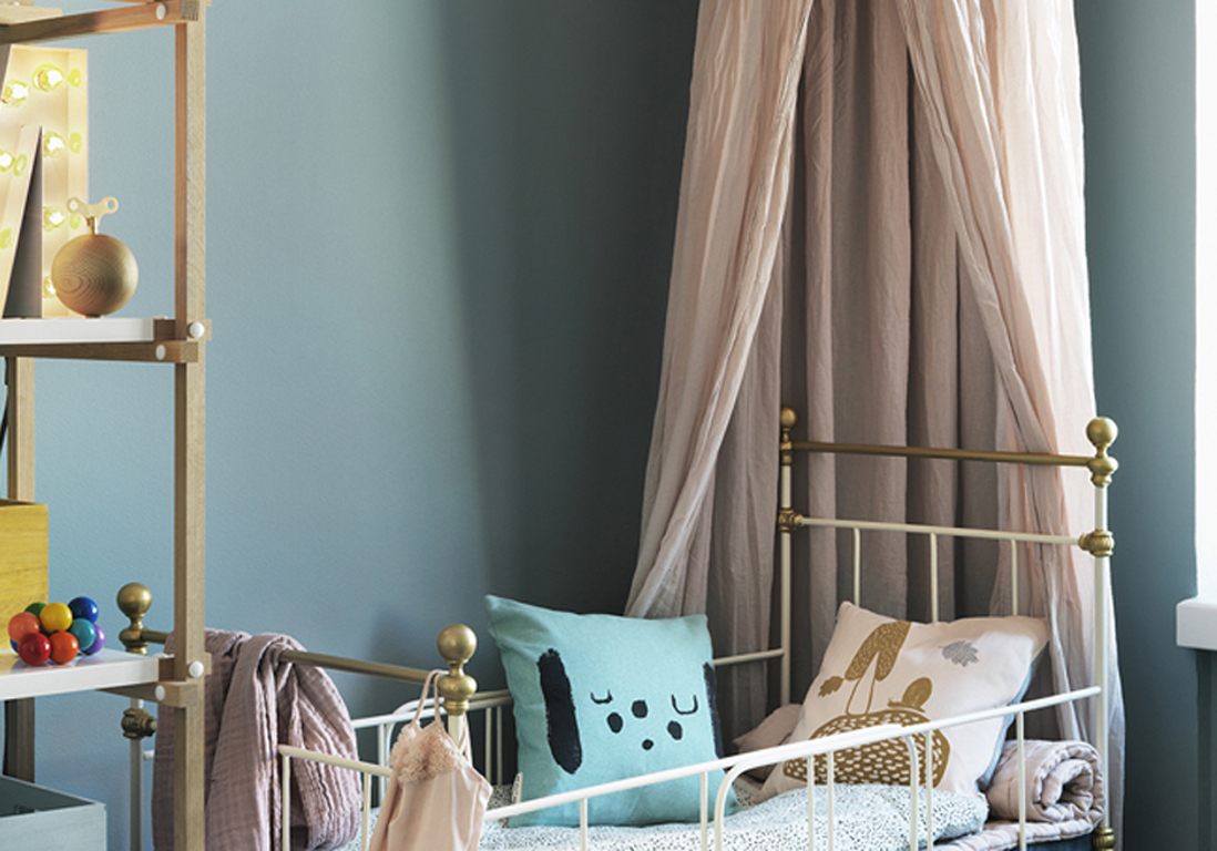 Idee Deco Chambre Claire peinture chambre enfant : nos idées pleines de style - elle