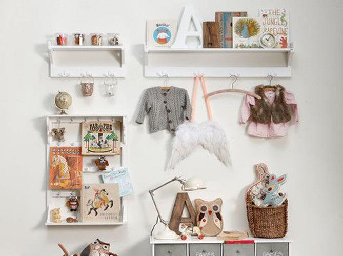 15 id es pour relooker une chambre d 39 enfant sans se ruiner elle d coration. Black Bedroom Furniture Sets. Home Design Ideas