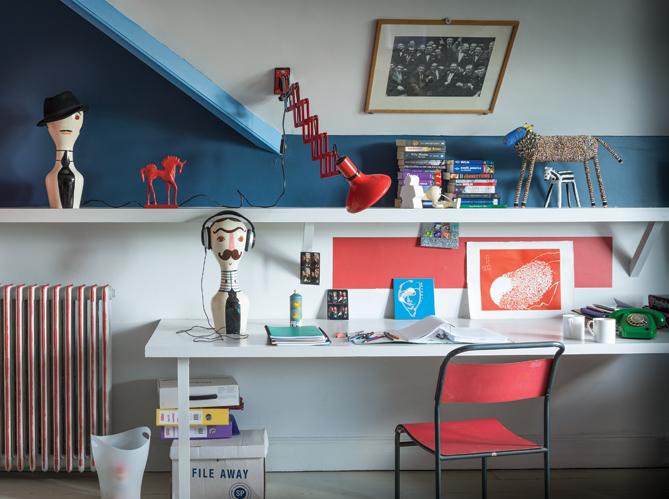 5 façons daménager un coin bureau dans une chambre dado elle