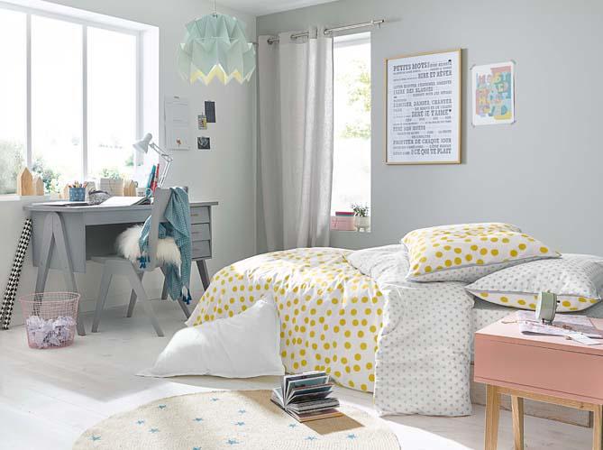 Chambre ado 5 conseils pour une chambre d 39 ado qui leur plaira forc ment elle d coration - Deco scandinave chambre fille ado ...