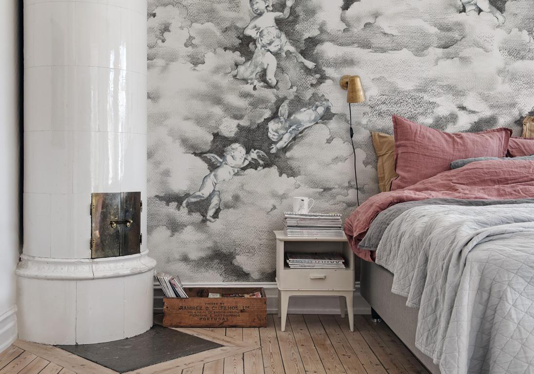 Chambre Gris Blanc Rose chambre grise : découvrez nos inspirations - elle décoration