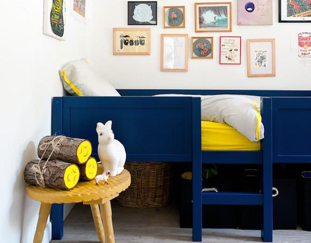 Partage Chambre Fille Garcon quelles couleurs choisir pour une chambre d'enfant? - elle