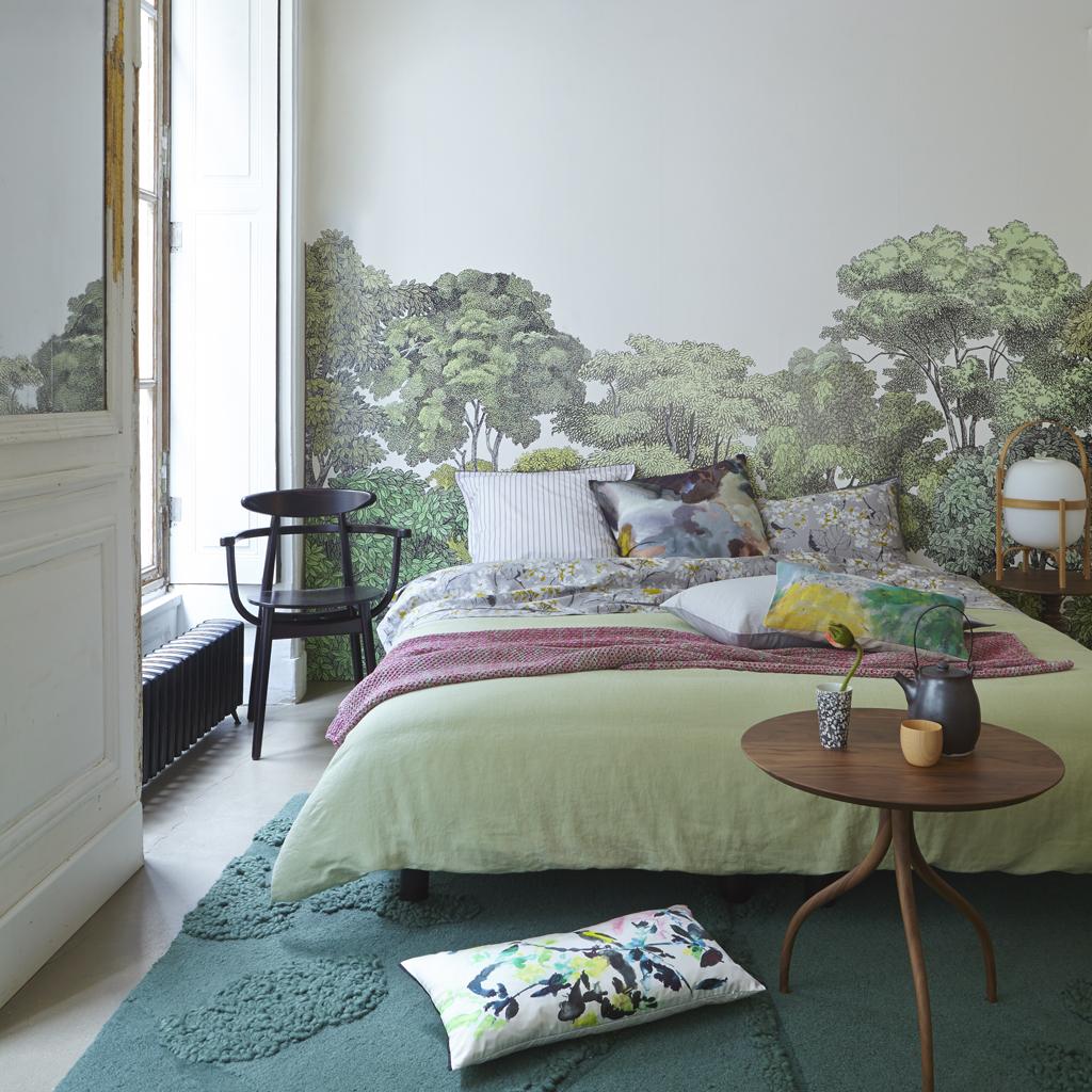 Déco chambre : nos idées pour le printemps - Elle Décoration