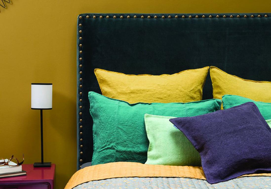 Planche Pour Tete De Lit tête de lit : 25 têtes de lit pour tous les styles - elle