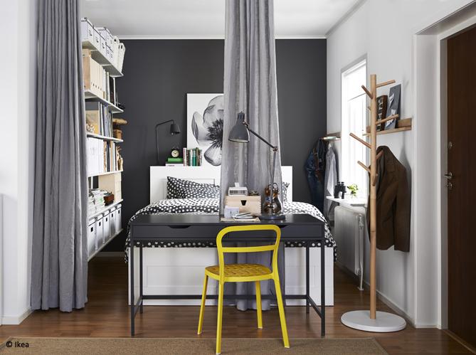 Idées pour habiller le bout de son lit elle décoration