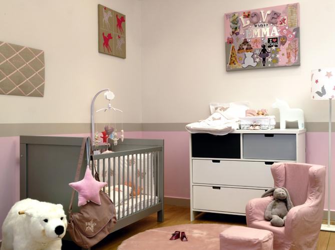 Nos conseils pour aménager et décorer une chambre d\'enfant - Elle ...