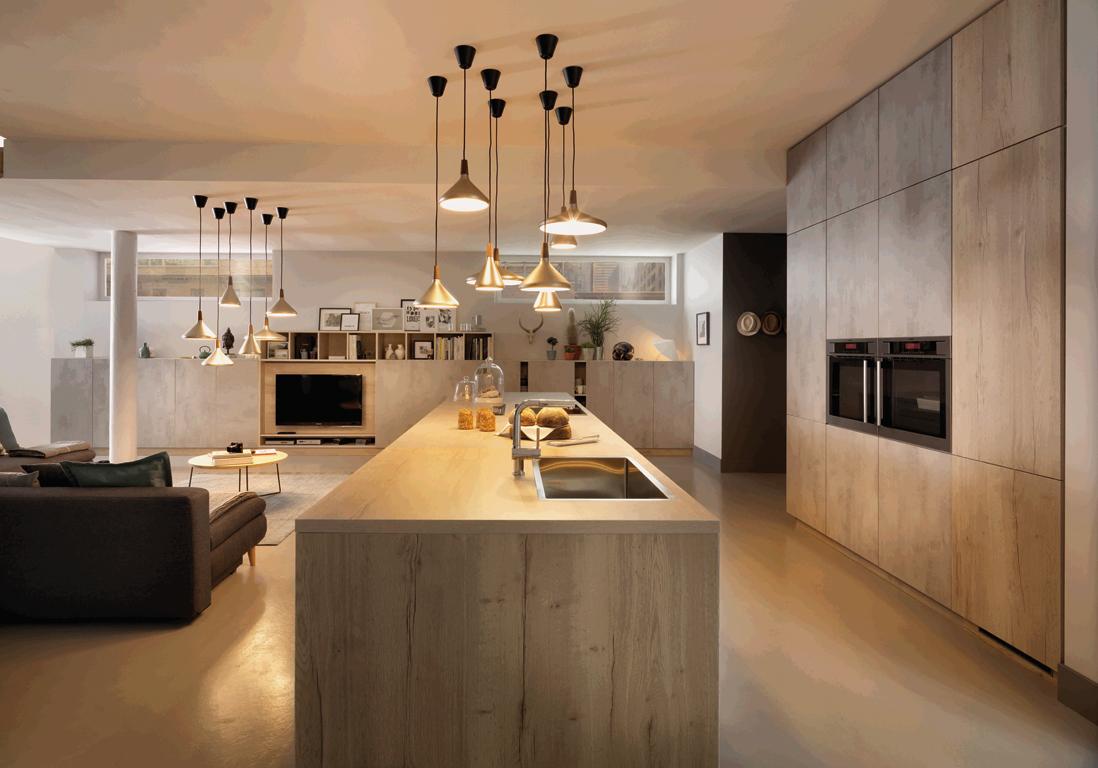 Quel plan de travail pour une cuisine en bois ?