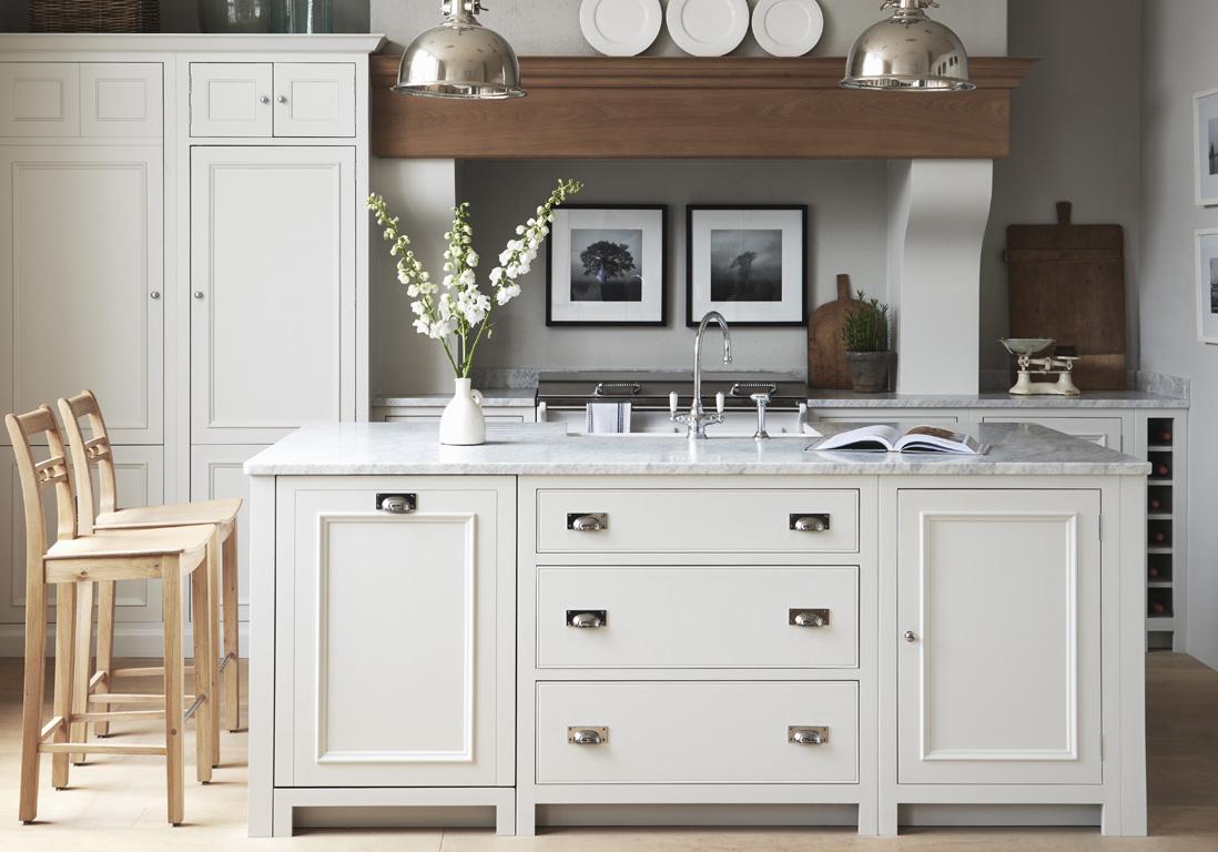 Un plan de travail en marbre pour une cuisine pr cieuse - Quel plan de travail choisir pour une cuisine ...