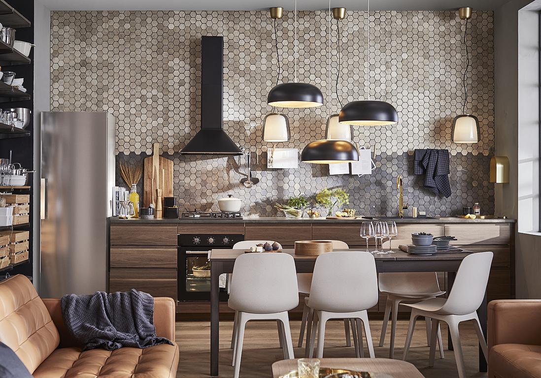 Prix Cuisine Aménagée Ikea cuisine ikea : les plus beaux modèles du géant suédois