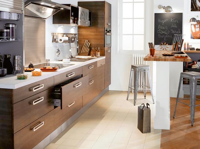 cuisine ouverte sur le salon toutes les solutions maisontravaux elle dcoration